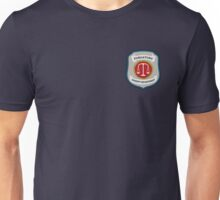 Wynonna Earp - Purgatory Sheriff Department Patch Unisex T-Shirt