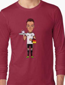 Ozil (SuperEuros) Long Sleeve T-Shirt