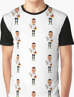 Ozil (SuperEuros) Graphic T-Shirt