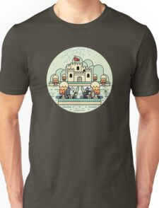 Knights in the landscape Unisex T-Shirt