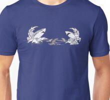 Shark Fight Unisex T-Shirt