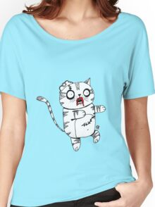 Zombie Cat Women's Relaxed Fit T-Shirt