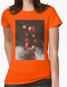 Void Vibes Only Womens Fitted T-Shirt