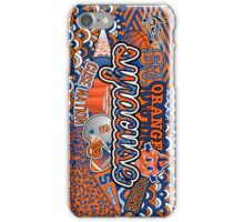 Syracuse Collage iPhone Case/Skin