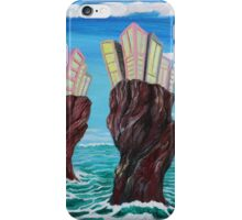 Three Cities Inside the Reef iPhone Case/Skin