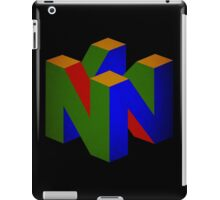 °GEEK° Nintendo 64 iPad Case/Skin
