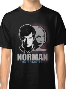 Norma-Norman Bates Motel Classic T-Shirt