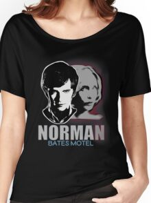Norma-Norman Bates Motel Women's Relaxed Fit T-Shirt