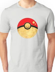 °GEEK° Pokeball Rust Style Unisex T-Shirt