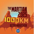 Martian Ultra Marathon by Confundo