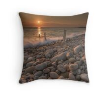 Wild Atlantic Way - Donegal Throw Pillow
