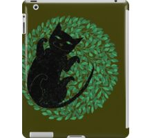 Summer cat iPad Case/Skin