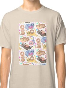 Sprinkles on Donuts and Whiskers on Kittens Classic T-Shirt