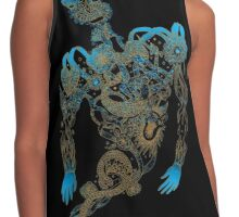 Tattoo Ghost's Ink Memories Contrast Tank