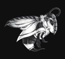 Guard Bee On Duty One Piece - Short Sleeve