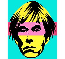 WARHOL POP Photographic Print