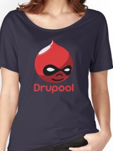Drupool Women's Relaxed Fit T-Shirt