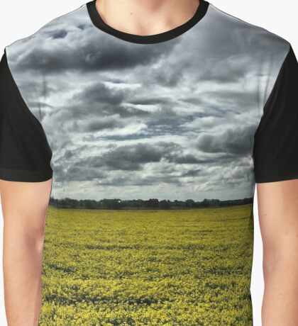In search of a big Kent sky Graphic T-Shirt