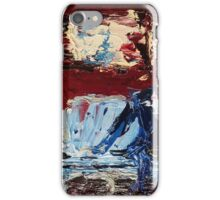 What's To Be Done About That? iPhone Case/Skin