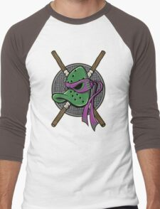 MUTANT NINJA DUCKS Men's Baseball ¾ T-Shirt