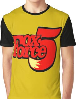FOX FORCE 5 Graphic T-Shirt