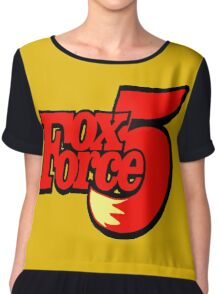 FOX FORCE 5 Chiffon Top