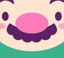 Frog Mario Sticker
