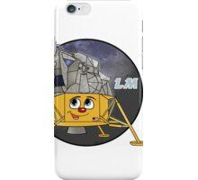 Apollo Lunar Module iPhone Case/Skin