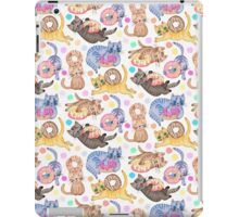 Sprinkles on Donuts and Whiskers on Kittens iPad Case/Skin
