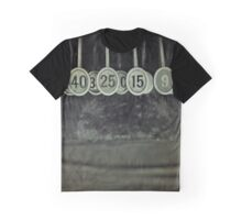 Numbers Graphic T-Shirt