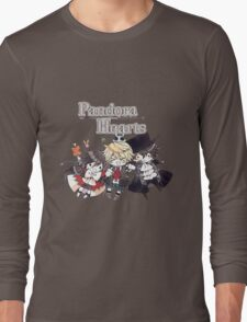 The Chibi Trio (Pandora Hearts) Long Sleeve T-Shirt