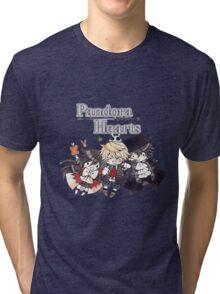 The Chibi Trio (Pandora Hearts) Tri-blend T-Shirt