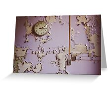 The Purple Room Greeting Card