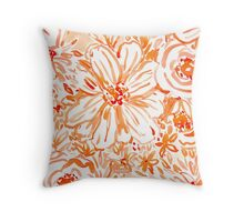 BIG SUNSHINE Throw Pillow