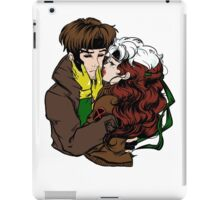 Rogue And Gambit iPad Case/Skin