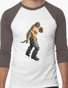 Tekken Men's Baseball ¾ T-Shirt