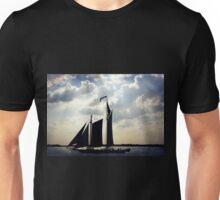 Schooner, New York Unisex T-Shirt