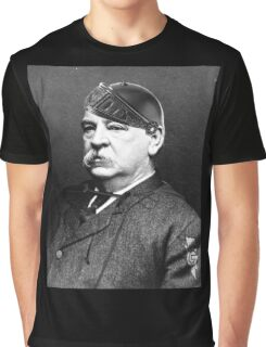 Super Grover Cleveland Graphic T-Shirt