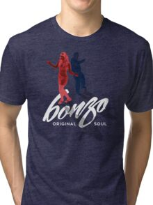 bonzo - for the dancers Tri-blend T-Shirt