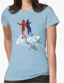 bonzo - for the dancers Womens Fitted T-Shirt