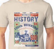 indy 500 yes! Unisex T-Shirt