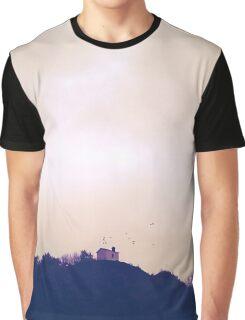 Crow's Wedding Graphic T-Shirt