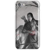 The Huntress iPhone Case/Skin