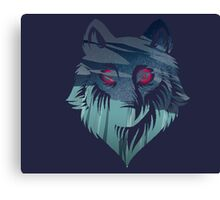 Ghost - Game of Thrones Canvas Print