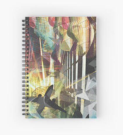 Wild Adventure into the Great Unknown Spiral Notebook