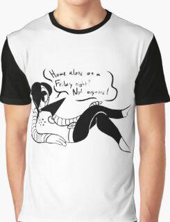 Alone Mettaton... NO MORE! Graphic T-Shirt