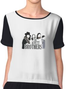 tour albums avett brothers Chiffon Top