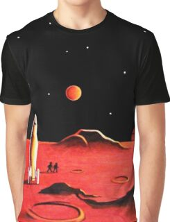 CITY ON MARS Graphic T-Shirt