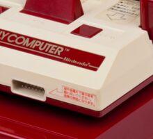 Famicom (NES) Sticker