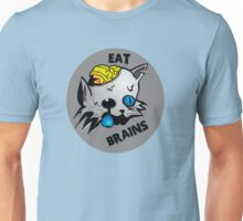 Eat brainsss! Unisex T-Shirt